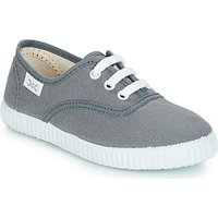Citrouille et Compagnie  KIPPI BOU  girls's Children's Shoes (Trainers) in Grey