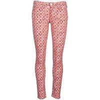 Lee  SCARLETT  women's Skinny Jeans in Red