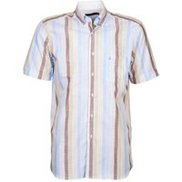 Pierre Cardin  539936240-130  men's Short sleeved Shirt in Multicolour