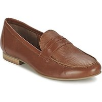 Betty London  EJODEME  womens Loafers / Casual Shoes in Brown