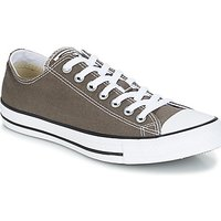 Converse  ALL STAR OX  women's Shoes (Trainers) in Grey