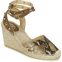 Ash  WINONA  women's Sandals in Gold
