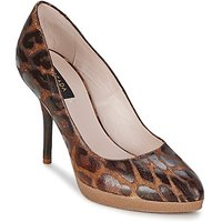 Escada  AS701  women's Court Shoes in Brown