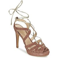 Fericelli  BAIOLA  women's Sandals in Brown