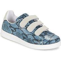 Yurban  ETOUNATE  women's Shoes (Trainers) in Blue
