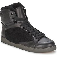 See by Chloé  SB23158  womens Shoes (High-top Trainers) in Black