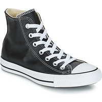Converse All Star Core Leather Hi Shoes (high-top Trainers) In Black
