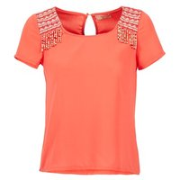 Moony Mood  EDENA  womens Blouse in Orange