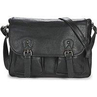 Casual Attitude  NUDILE  mens Messenger bag in Black