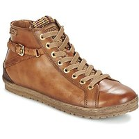 Pikolinos  LAGOS 901  women's Shoes (High-top Trainers) in Brown