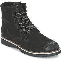 Superdry  STIRLING BOOT  men's Mid Boots in Black