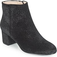 Mellow Yellow  ALANA  women's Low Ankle Boots in Black