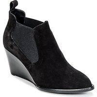 Robert Clergerie  OLAV  women's Low Boots in Black