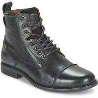 Levis  EMERSON LACE UP  mens Mid Boots in Black