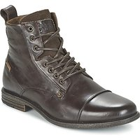 Levis  EMERSON LACE UP  mens Mid Boots in Brown