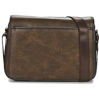 Casual Attitude  FILOU  mens Messenger bag in Brown