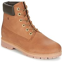 Casual Attitude  FINUL  women's Mid Boots in Brown