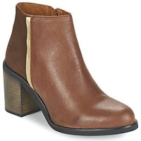 Casual Attitude  FELICITA  women's Low Ankle Boots in Brown
