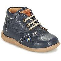 Kavat  HAMMAR LACE  boyss Childrens Mid Boots in Blue