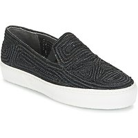 Robert Clergerie  TRIBAL  women's Slip-ons (Shoes) in Black