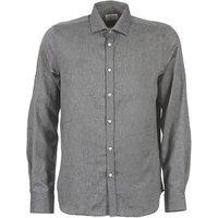 Casual Attitude  FOLI  men's Long sleeved Shirt in Grey