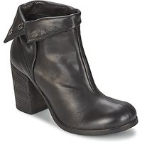 JFK  GUANTO  womens Low Ankle Boots in Black