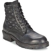 Strategia  BOMBER  women's Mid Boots in Black