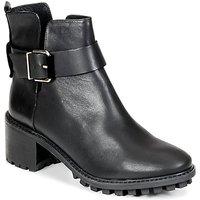 Miista  GRETA  women's Mid Boots in Black