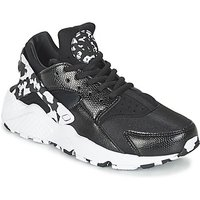 Nike  AIR HUARACHE RUN SE W  women's Shoes (Trainers) in Black