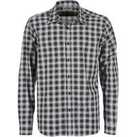 Yurban  FLENOTE  men's Long sleeved Shirt in Black