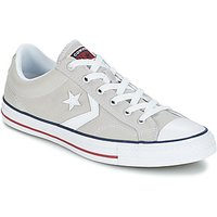 Converse  STAR PLAYER CORE CANV OX  men's Shoes (Trainers) in Grey