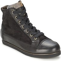 Tosca Blu  BANGKOK  womens Shoes (High-top Trainers) in Black