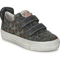 Diesel  JERMAN  girls's Children's Shoes (Trainers) in Grey