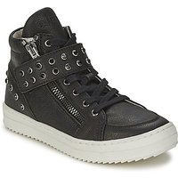 Diesel  TREVOR  girlss Childrens Shoes (High-top Trainers) in Black