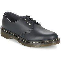 Dr Martens  VEGAN 1461  men's Casual Shoes in Black