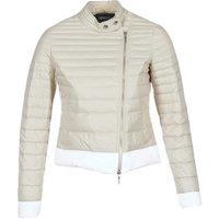 Armani Jeans Beaujado Jacket In Beige