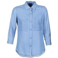 Armani jeans  OUSKILA  women's Shirt in Blue
