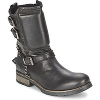 Casual Attitude  SERIS  women's Mid Boots in Black