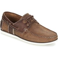 Barbour-CAPSTAN-mens-Boat-Shoes-in-Brown