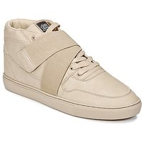 Sixth June  NATION STRAP  mens Shoes (High-top Trainers) in Beige
