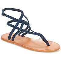 n.d.c.  GOKHAR  women's Sandals in Blue. Sizes available:4,7.5