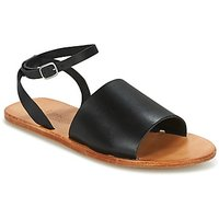 n.d.c.  BLASY  women's Sandals in Black. Sizes available:3.5