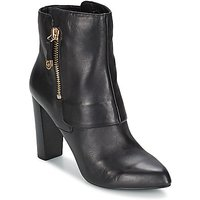 Guess  IVON  women's Low Ankle Boots in Black
