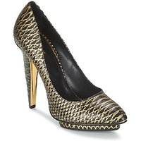 Roberto Cavalli  YDS622-UC168-D0007  womens Court Shoes in Gold