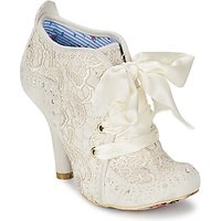 Irregular Choice  ABIGAILS THIRD PARTY  women's Low Boots in White