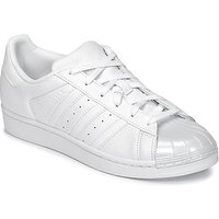 adidas  SUPERSTAR GLOSSY TO  women's Shoes (Trainers) in White