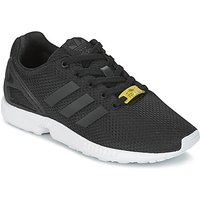 adidas  ZX FLUX J  boys's Children's Shoes (Trainers) in Black