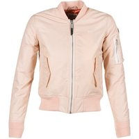 Schott  BOMBER BY SCHOTT  women's Jacket in Pink