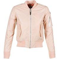 Schott  BOMBER BY SCHOTT  women's Jacket in Pink