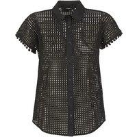 Love Moschino  WCC0480  women's Shirt in Black
